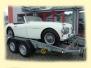 Austin Healey MK II 3 Vergaser Modell